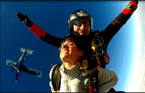 Pourquoi faire du parachutisme au Maroc ?